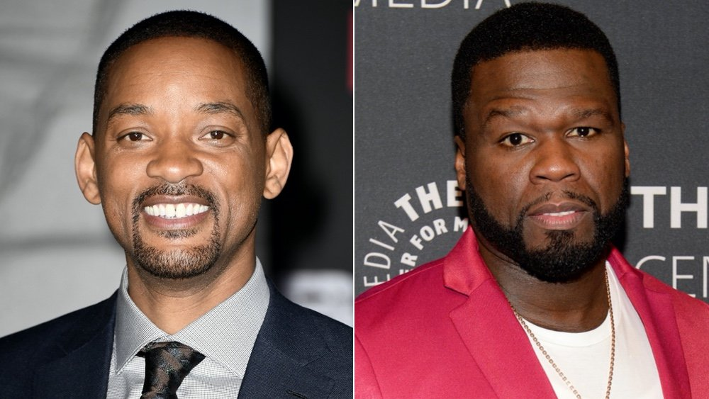 Will Smith; 50 Cent