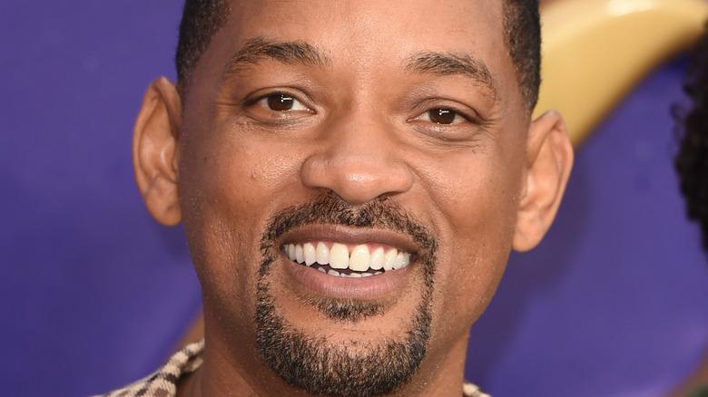 """Will Smith at """"Aladdin"""" premiere 2019"""