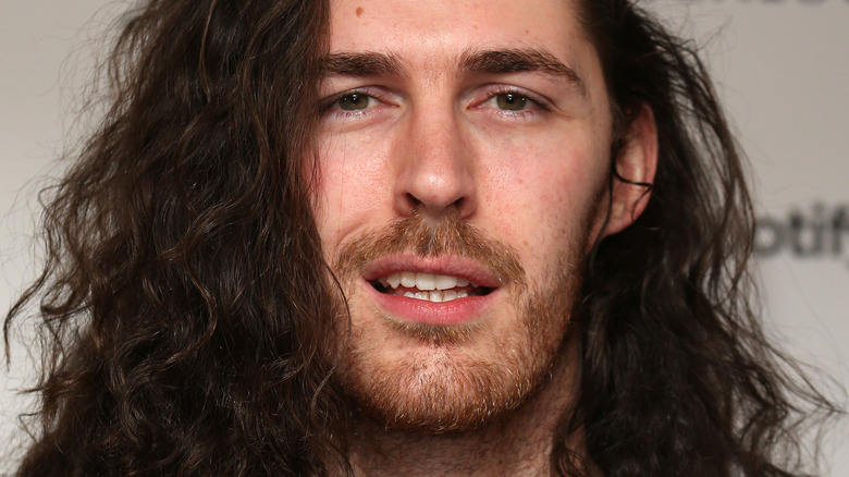 Hozier at a gala in 2017