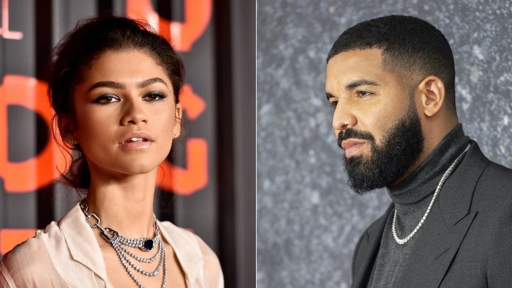Zendaya & Drake