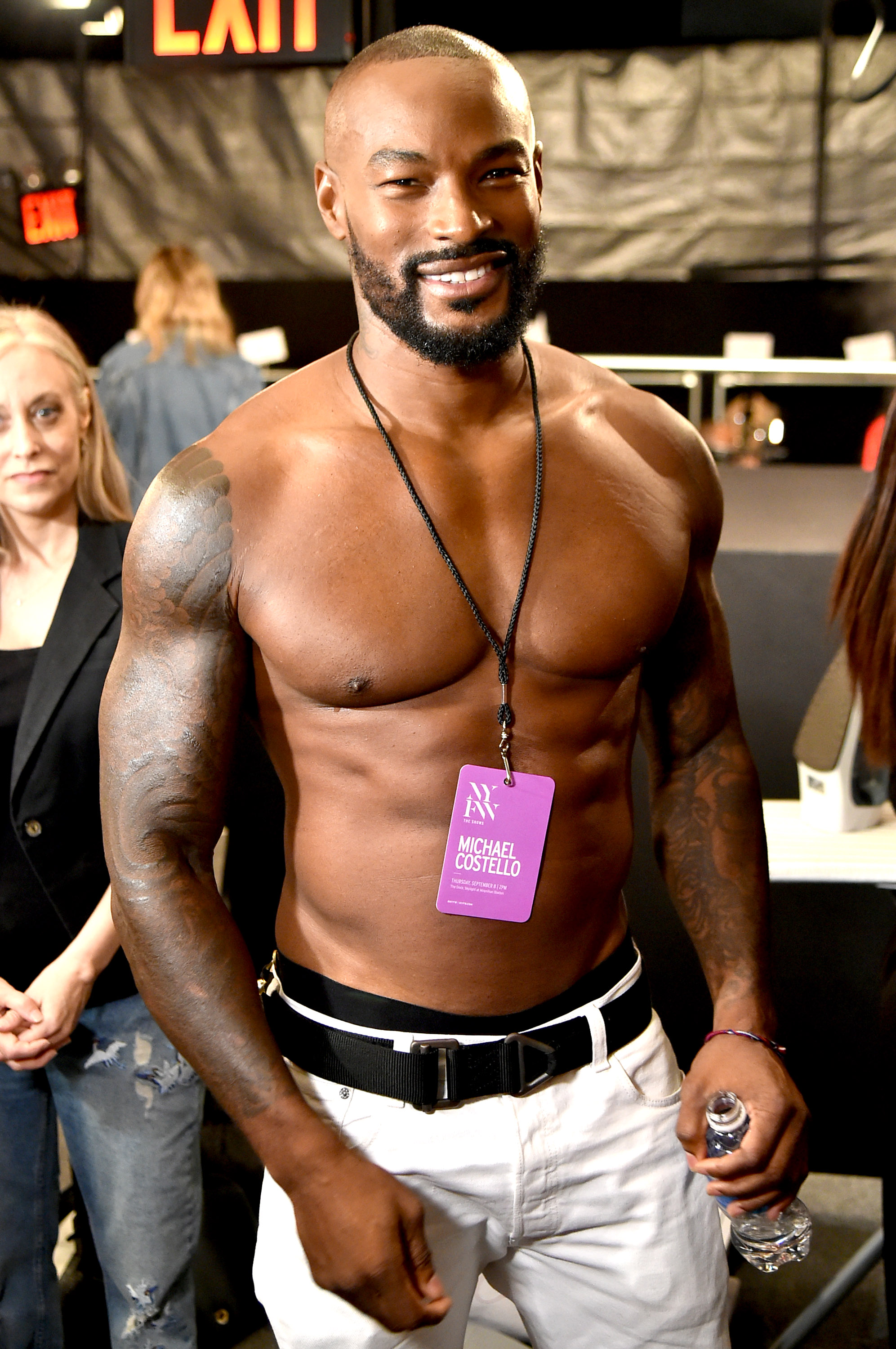 Actor Tyson Beckford is turning 50 with his secret skin changing secret, keeping him young and glowing.