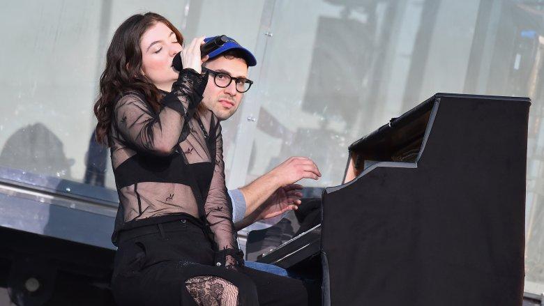 Romance rumors swirl around Lorde and Jack Antonoff | Page Six